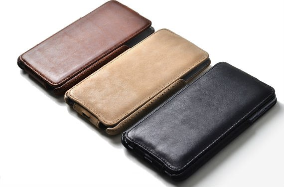 Samsung Galaxy Note i9220 Executive Leather Flip Case
