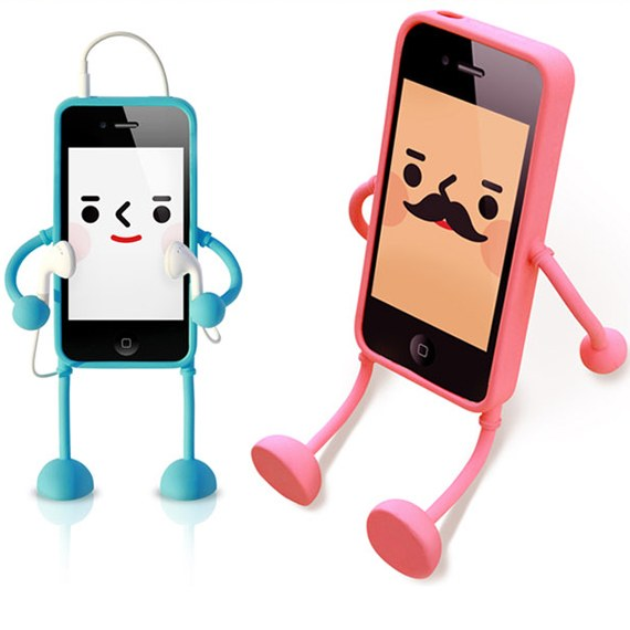 Appitoz Toy Case for iPhone 4/4S