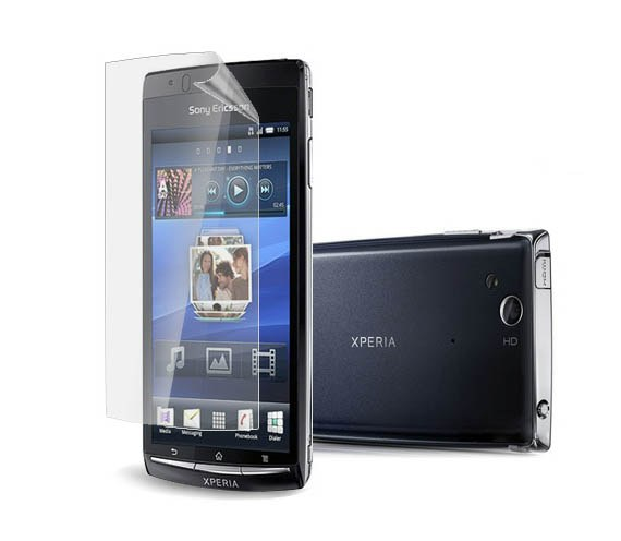 Matte Screen Protector for Xperia Arc LT15i / LT18i