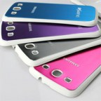 Matching Metallic Back Cover Case for Samsung Galaxy S3 i9300