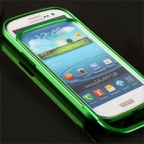 Aluminum Frame Bumper Case for Samsung Galaxy S3 i9300
