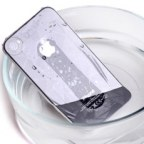 Phone Diving Suit - Water Resistant Case Skin for iPhone 4/4S