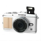 Olympus PEN E-P3 Camera with mZuiko MSC Digital ED m14-42mm f3.5/5.6 zoom lens