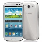 Samsung Galaxy S III GT-I9300 16 GB Unlocked GSM Phone with Clear Screen Protector Set