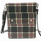 Checkered iPad 2 Case cum Sling Bag
