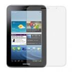 Samsung Galaxy Tab 2 (7.0) High Quality, High Definition Screen Protector (Two-Piece Set)