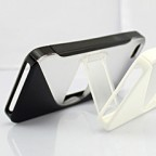 iPhone 5 Transparent Case with Folding Stand