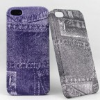 iPhone 5 Denim Theme Snap-on Case