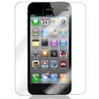 iPhone 5 Front and Back Matte Protective Films 2 Sets (2pcs per set)