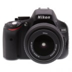 Nikon D5100 W/AF-S DX 18-55mm VR Kit Set