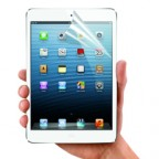iPad mini Clear Screen Protector (Two-Piece Set)
