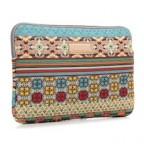 Bohemian Print 13 / 14 Inch Laptop Sleeve Case