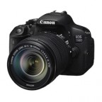 Canon EOS 700D with EF-S 18-135mm f/3.5-5.6 IS STM Kit Set
