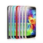 Samsung Galaxy S5 Metallic Bumper Frame Case