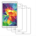 Samsung Galaxy Tab S 8.4 HD Clear Screen Protector(Two-Piece Set)