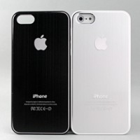 iPhone 5 Metallic Armour Shell