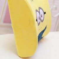 Comfortable Minion Back Cushion