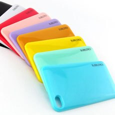 iPhone 4/4S Rimless Bubble Pack Shell with Invisible Card Holder