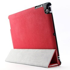 The new iPad / iPad 2 Leather Smart Cover