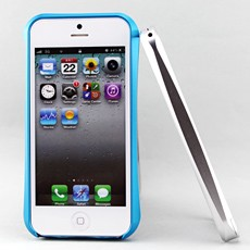 iPhone 5 Metallic Bumper Frame Case