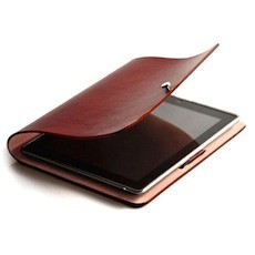 iPad mini Leather Arc Cover
