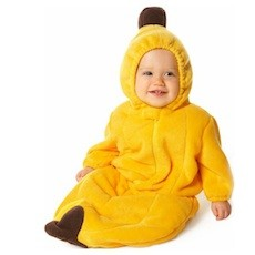 Banana Baby Sleeping Bag