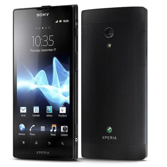 Sony Xperia ion LT28i International Version Unlocked GSM Phone