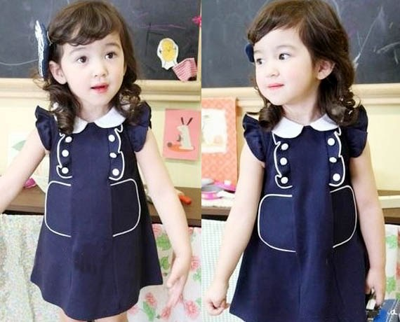 One-piece Princess Dress for Toddlers