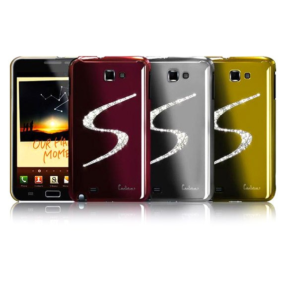 Luxurious Crystal Case for SAMSUNG I9220 Galaxy Note