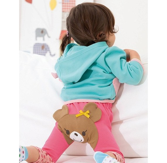 Cutie Animal Pants for Kids