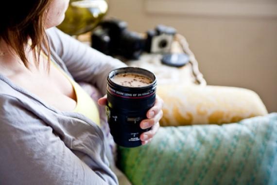 28-135 Camera Lens Coffee and Refreshment Mug