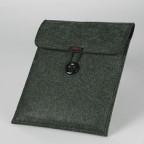 Envelope Style Wool Felt Sleeve Case  for iPad 2