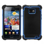 Samsung Galaxy S2 Shock Absorbing Silicone Case