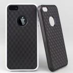 iPhone 5 Black Magic Carbon Fibre Patterned Slip-on Case