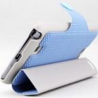 Galaxy Note II 5.5 Beehive Textured Folio Case