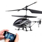 Smartphone-controlled Helicopter