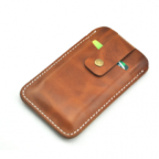iPhone 5s / 5 Leather Slip in Case