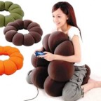 Micro-beads Donut-Shaped Cushion