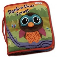 Baby Cloth Book Series Peek-a-Boo Forest