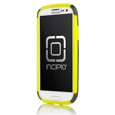 GALAXY S3 Incipio Dual Pro Hard Shell Case with Silicone Core