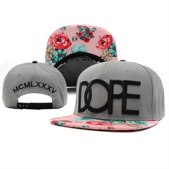 Snapback Caps Floral Floral Flower Snapback Cap