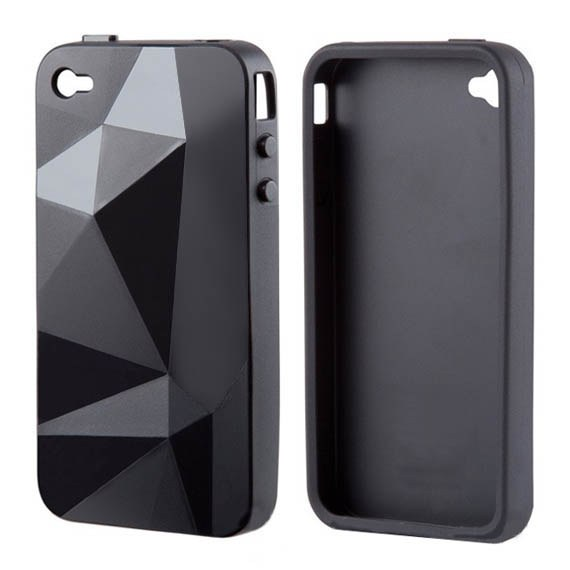 GeoMetric Cover for iPhone 4