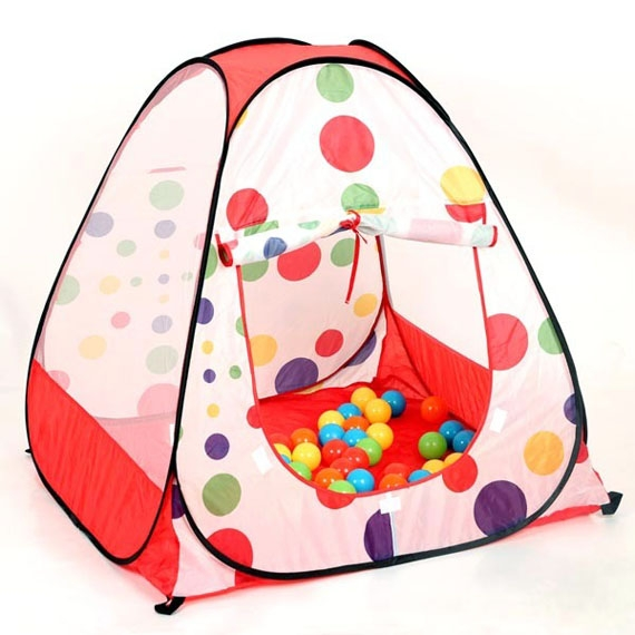Kids Fun Zone Play Tent