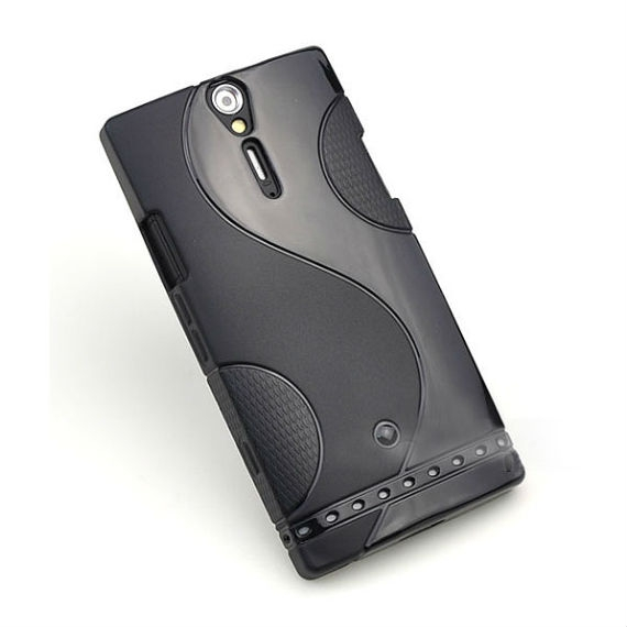 S-Line Series Silicone Case for Sony Xperia S LT26i