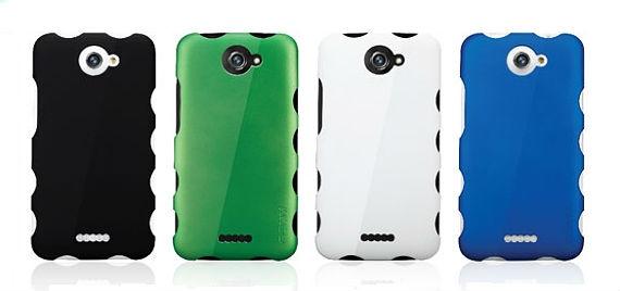 HTC One X Wavy Edges Ultra Slim Case