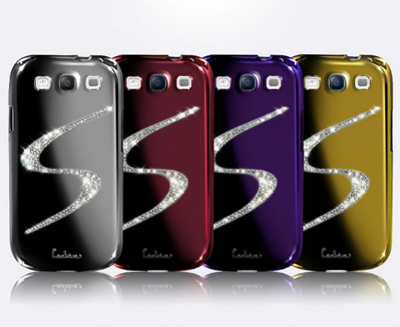 Sparkling Crystal Case for Samsung Galaxy S3 i9300