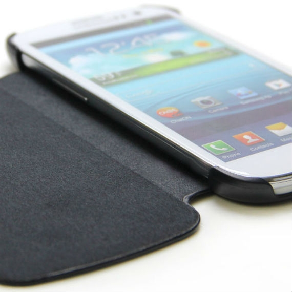Samsung Galaxy S3 i9300 Leather Matte Folio Case