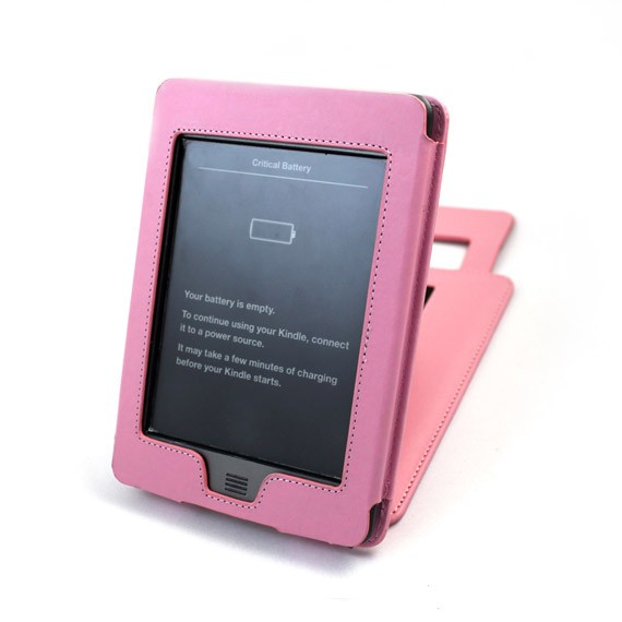 Amazon Kindle Touch & Paperwhite Elegant Multiple-angled Case Stand