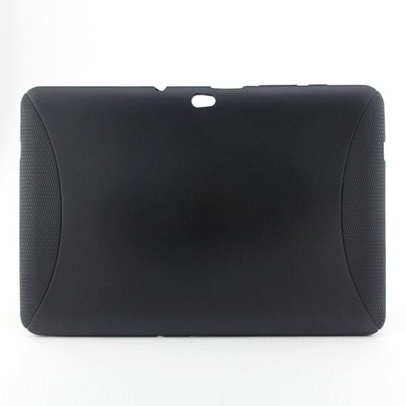 Samsung Galaxy Tab 2 (10.1) Black Silicone Protective Case