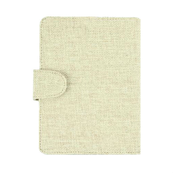Amazon Kindle Touch Pastoral Leather and Canvas Case